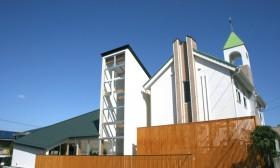 愛知教会 竣工