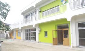枇杷島幼稚園竣工